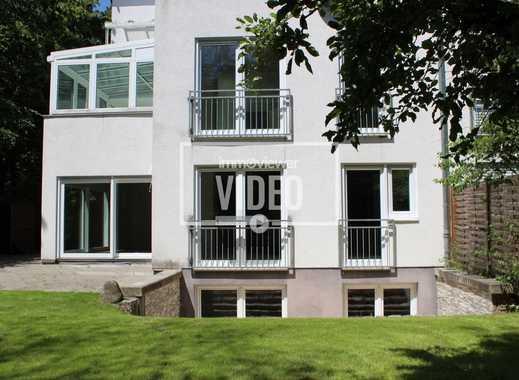 Erstbezug nach Sanierung - große Maisonette Wohnung mit Terrasse und Garten