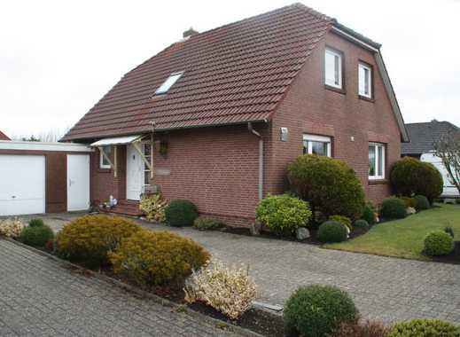 Familienfreundliches Einfamilienhaus in ruhiger Lage von Upgant-Schott zu verkaufen!