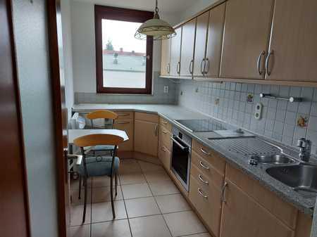 Vollständig renovierte 2-Raum-Wohnung mit Balkon und Einbauküche in Bayreuth-Königsberger Straße in Hammerstatt/St. Georgen/Burg (Bayreuth)
