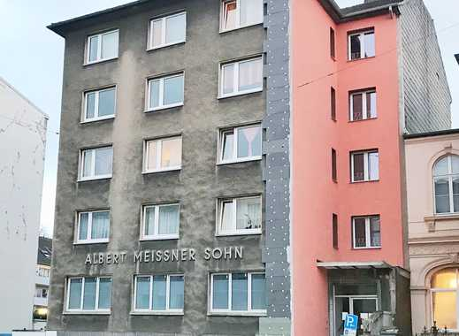 Lukratives Renditeobjekt (vermietet) mit 13 Wohn- & 1 Gewerbeeinheit in der Wuppertaler City