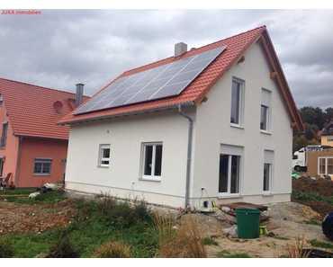 Satteldachhaus als ENERGIE-Plus-Speicher-HAUS ab 744,- EUR in Ensdorf