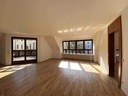 Exklusive 4-Zimmer-Komfort-Wohnung im Beethovenviertel in Augsburg-Innenstadt
