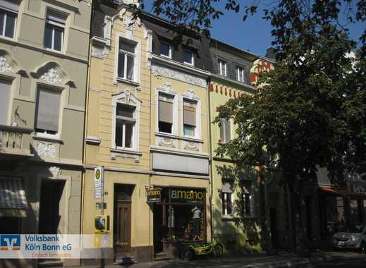 Bonn-Beuel - Mehrfamilienhaus in begehrter Zentrums- und Rheinnähe
