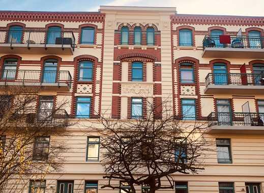 Schöne 3-Zimmer-Wohnung mit Balkon und EBK in Rothenburgsort