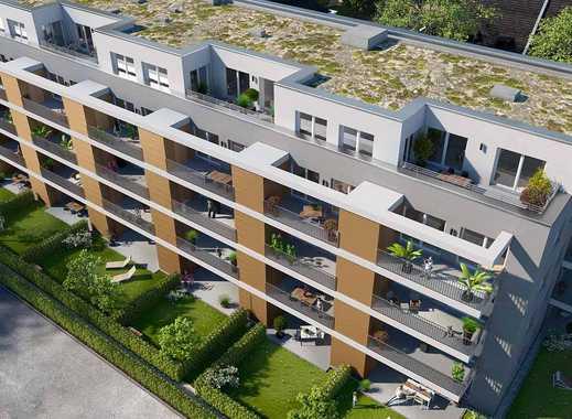Zeitgemäß und mit Liebe zum Detail! Herrliche 4-Zimmer-Wohnung mit 2 Balkonen und 2 Bädern