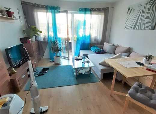 Schöne 2 Zimmerwohnung mit großem Balkon