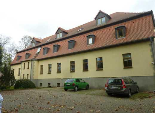 Wohnen im alten Rittergut von Elstertrebnitz!