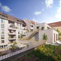 Clever geplant gut ausgestattet City-Apartment