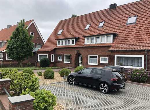3 Zimmer-Wohnung mit Garten und Stellplatz im Zentrum von Heide