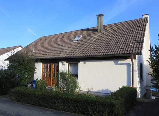 +++Zweifamilienhaus mit ELW - Hauptwohnung kurzfristig verfügbar - ELW vermietet in Bad Mergen
