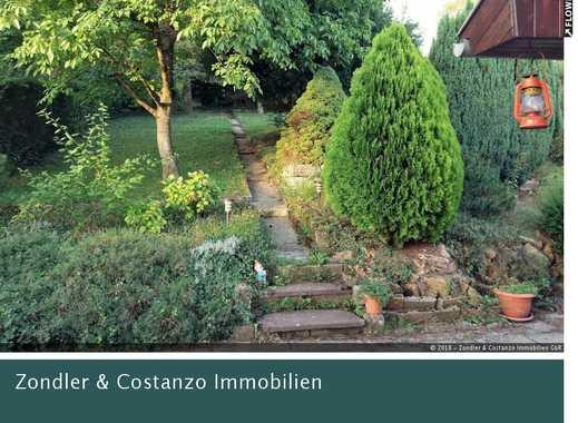 Schmuckstück! Tolles Gartengrundstück *Gartenhaus, Pkw-Stellplatz, Wasseranschluss, Solar, WC... *