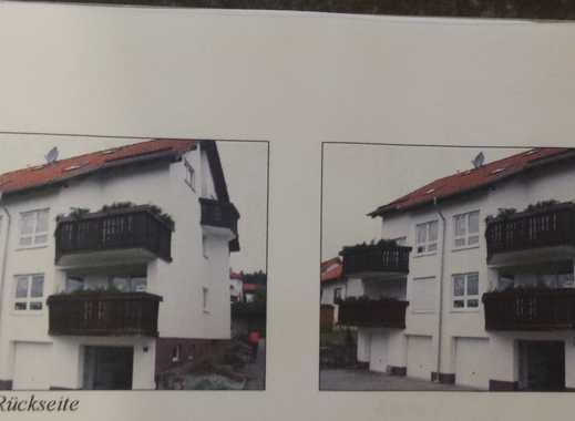 Gepflegte 3-Zimmer-Wohnung mit Balkon und EBK in Kranichfeld