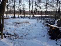 Grundstück direkt am See