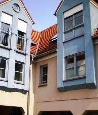 Zentral gelegene 3-Zimmer-Dachgeschosswohnung in Heilsbronn