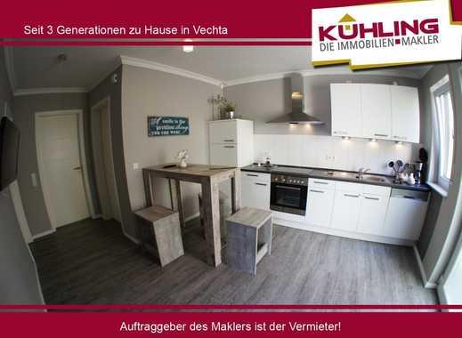 2 Zi. Wohnung möbliert * Boarding House Vechta *
