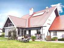 Einfamilienhaus mit ELW Ortsrandlage hochwertig
