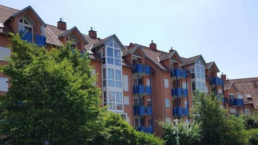 Zentral gelegene Dreizimmerwohnung in Bad Neustadt an der Saale