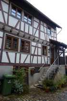 Mittendrin - Historisches Haus mit Scheune