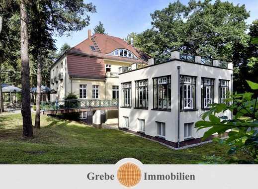 Repräsentative Büroflächen in Zossens schönster Villa