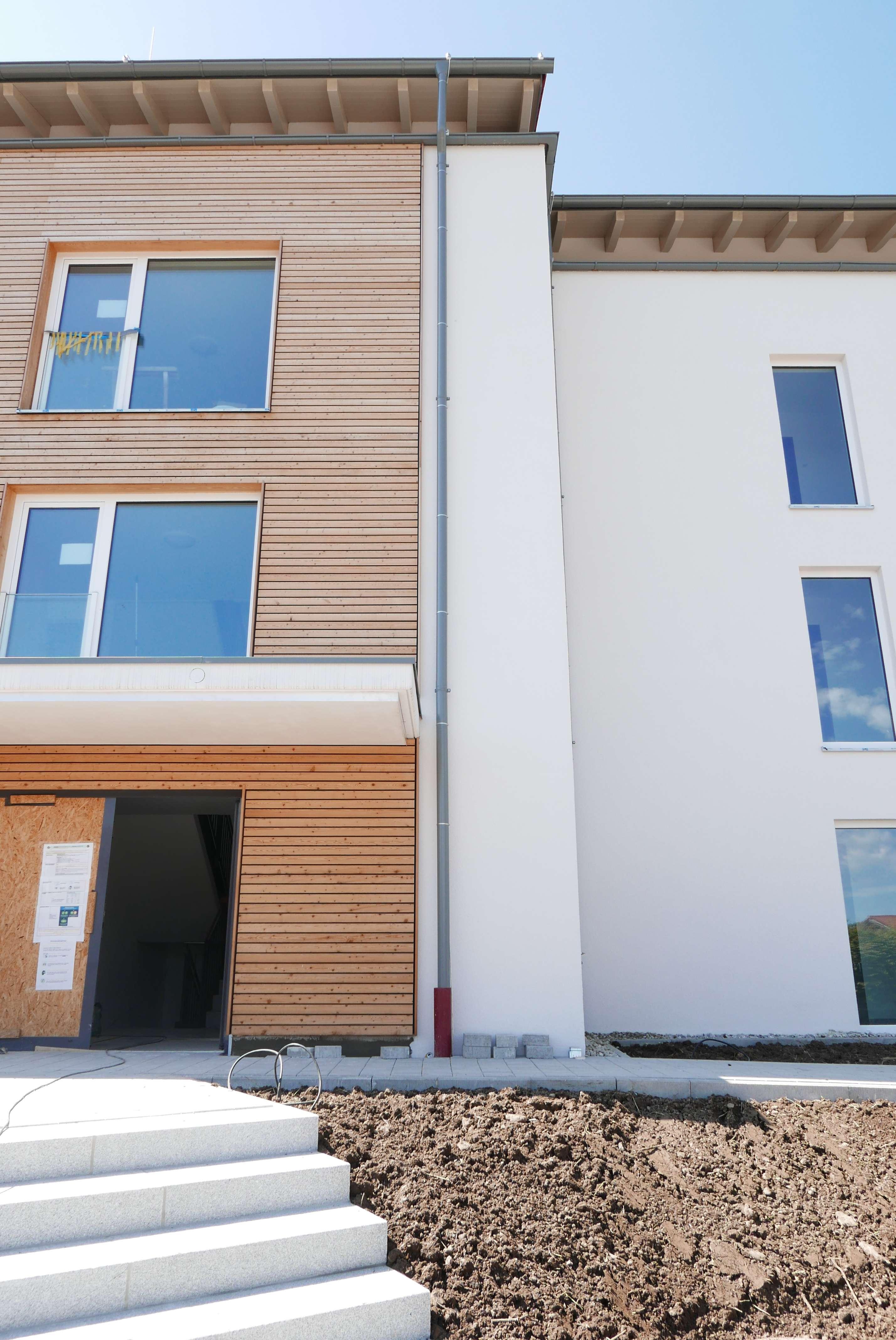 Neubau-Erstbezug. 2-Zimmer-Terrassen-Wohnung in Bayerisch Gmain in