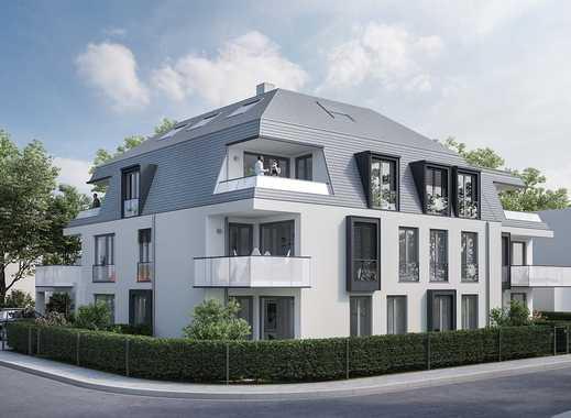 Ihr Stadtleben im Grünen. Elegante 2-Zimmer-Maisonette-Wohnung mit heller Loggia und großer Galerie