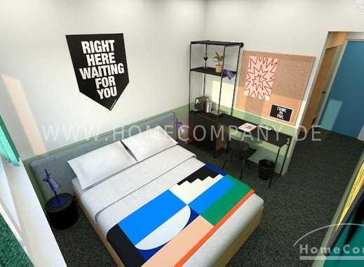 Möbliert 1-Zimmer Studio in Dresden-City