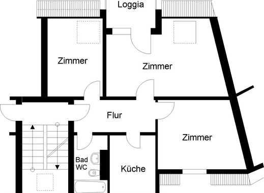 +++ 3 ZIMMER ZUM WOHLFÜHLEN +++