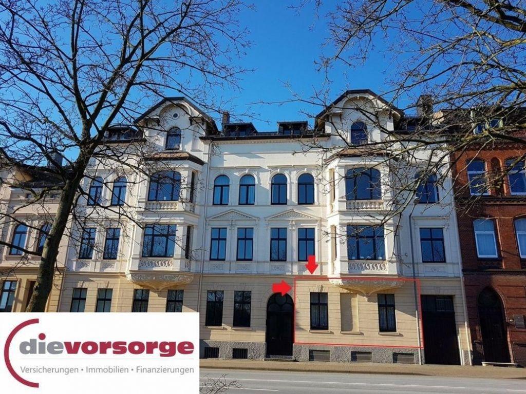 Frisch renovierte 2-Zimmer-Wohnung in zentraler Lage in Minden zu ...