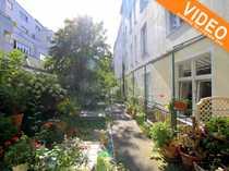 Wohnung mit Garten und Stellplatz