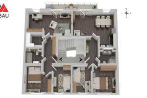 6 Zimmer Wohnung in Magdeburg