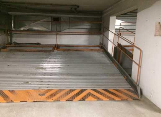 Garage Duplexparker oben