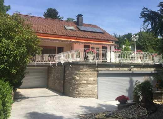 Sonniges Einfamilienhaus mit Entwicklungspotential