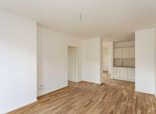 2-Zimmer-Wohnung mit durchdachtem Grundriss und Loggia - Modern, stilvoll & zentral!