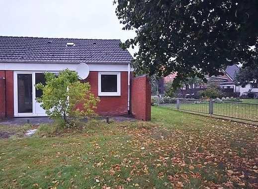 **Eine ebenerdige Singlewohnung mit Terrasse wurde für Sie fertig renoviert!**