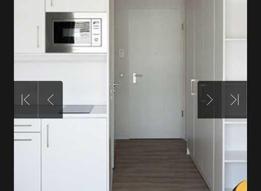Moderne 1-Zimmer-Wohnung mit Einbauküche in Frankfurt am Main