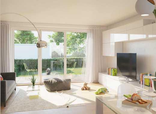 Reihenmittelhaus in ruhiger Wohnlage, mit Garten und Carport bereits im Bau