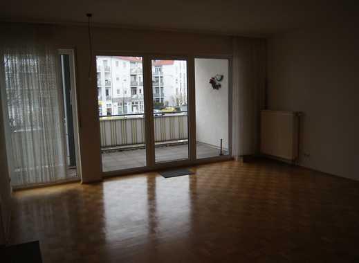 Gepflegte 3-Zimmer-Wohnung mit Balkon und Einbauküche in Worms