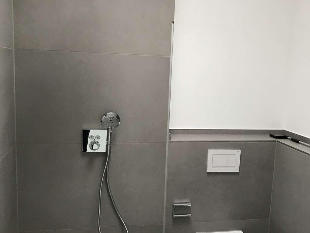 Duschbad im Staffelgeschoss