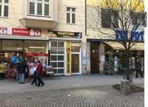 Bild Carl-Schurz-Straße - Laden mit Hochfrequenz  - kein Imbiss!