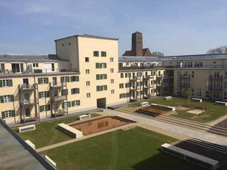 3 ZKnB Penthouse-Wohnung in kernsaniertem Denkmalschutzgebäude in Lechhausen (Augsburg)