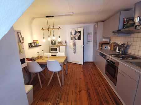 Gemütliche 3-Zimmer-Wohnung inkl.  Einbauküche in der Coburger Innenstadt in Coburg-Zentrum (Coburg)
