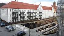 Neubau - helle moderne 3-ZKB Wohnung