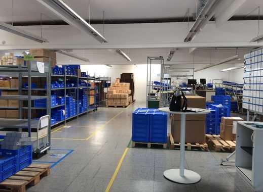 Großhandel, Verkauf, Ausstellung, Produktion, Lager mit Büro möglich