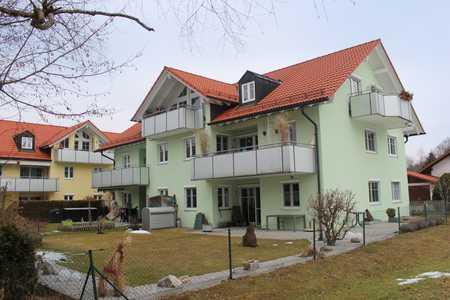 3-Zi.-Dachgeschoß-Wohnung: ruhig am Ortsrand von Penzberg und trotzdem zentrumsnah in Penzberg