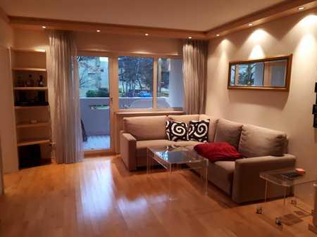 Stilvolle, möblierte 2 Zimmer-Wohnung in ruhiger Lage mit Balkon und TG-Stellplatz! in Hadern (München)