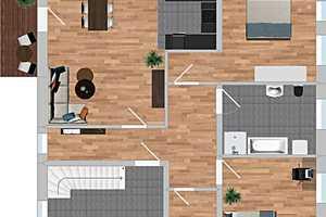3 Zimmer Wohnung in Straubing-Bogen (Kreis)