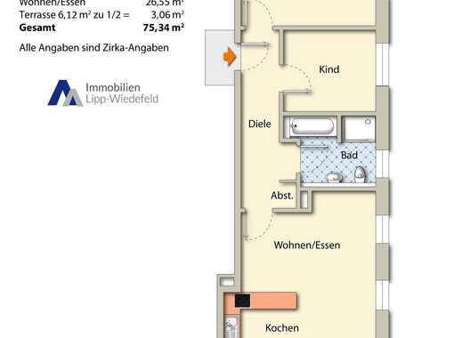 Erstbezug: Barrierefreie Neubauwohnung in Viersen, 1. Obergeschoß rechts