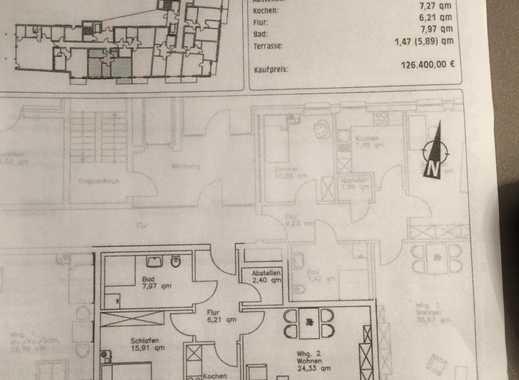 Schöne 2,5 Zimmer Seniorenwohnung am Stadtpark in  Zeven