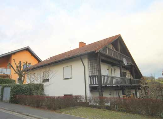 Haibach...wohnen in ruhiger Feldrandlage...Maisonette-Wohnung...
