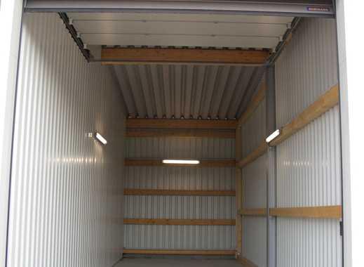 Großgarage 48m² ideal für Self-Storage, Lieferwagen, Sportboote, Wohnwagen, Wohnmobile, Oldtimer